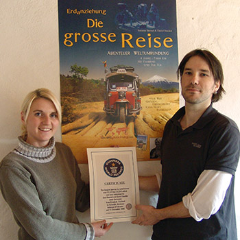 Daniel Snaider & Susanne Bemsel
