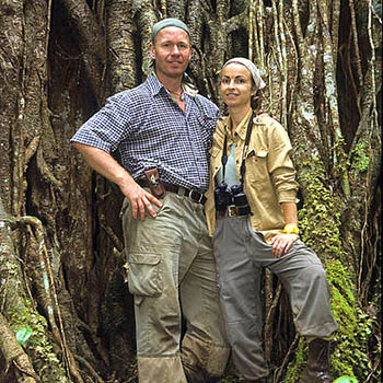 Dieter Schonlau & Sandra Hanke