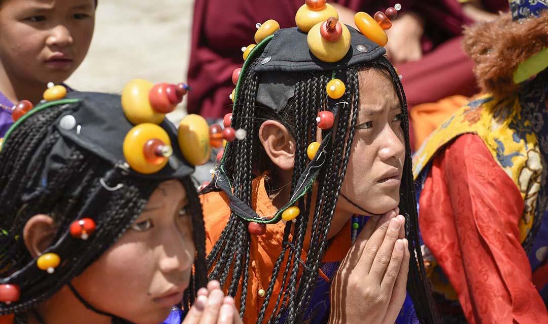 Mit dem Dalai Lama durch den Himalaya