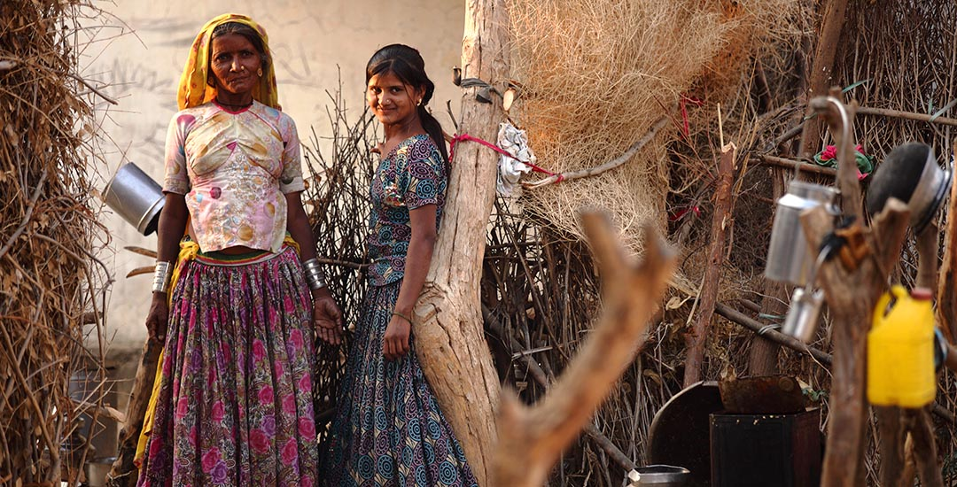 Indien frauen flirten